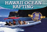 Hawaii Ocean Rafting